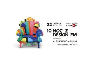 SENSO i FLOU na Nocy z Design_em