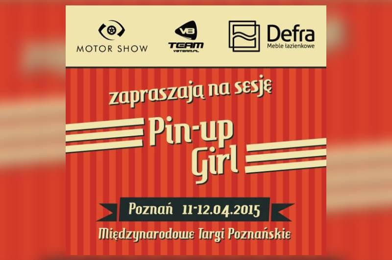 """Konkurs """"American Pin-Up Girl"""""""
